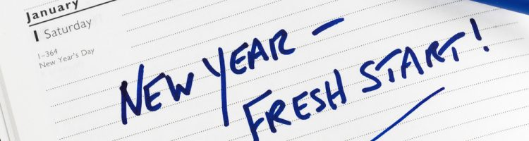 New Year - Fresh Start